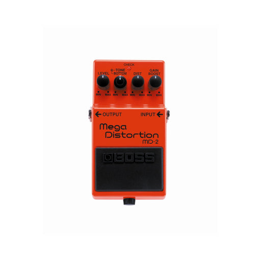 Boss MD-2 Guitar Effect Pedal Spokane sale Hoffman Music 761294057520
