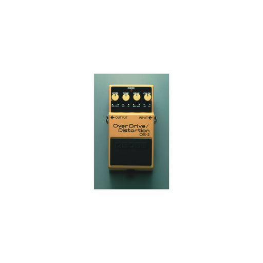 Boss OS-2 Guitar Effect Pedal Spokane sale Hoffman Music 761294018293