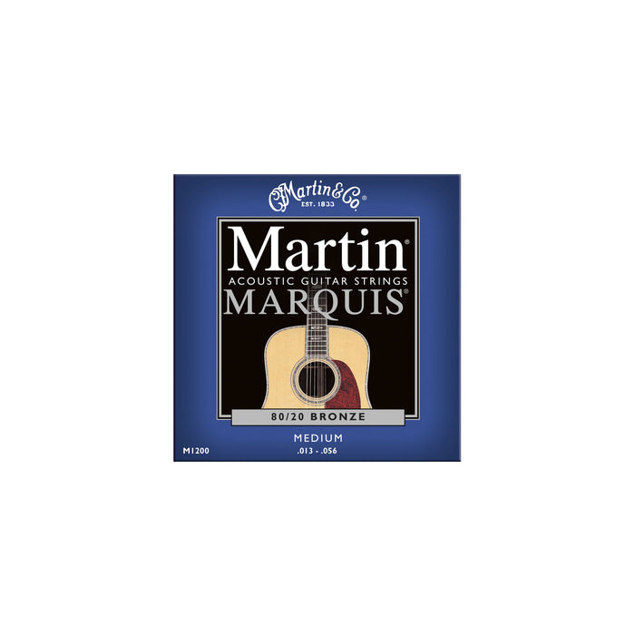 C.F. Martin M1200 Acoustic Guitar String Set Spokane sale Hoffman Music 729789112000