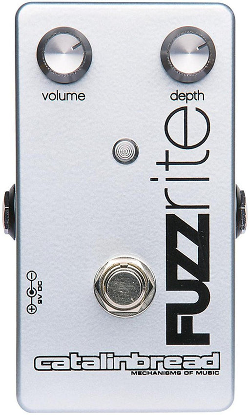 Catalinbread FUZZRITE Guitar Effect Pedal Spokane sale Hoffman Music 853710004291