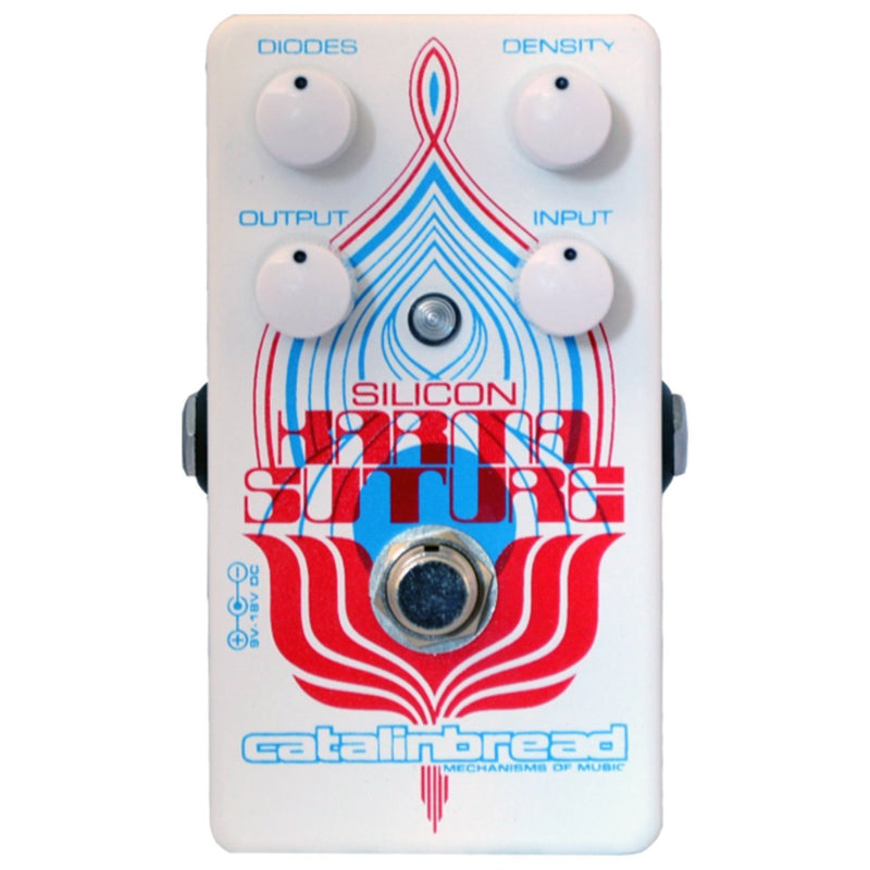 Catalinbread Karma Suture Silicon Guitar Effect Pedal Spokane sale Hoffman Music 853710004369