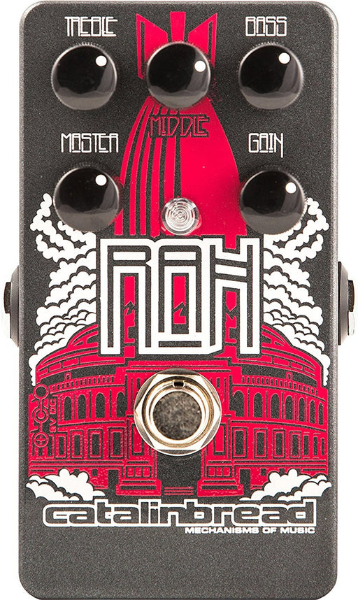 Catalinbread RAH Guitar Effect Pedal Spokane sale Hoffman Music 853710004024