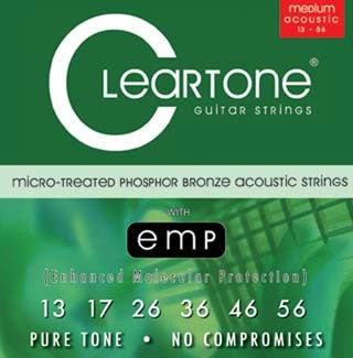 Cleartone 7413 Acoustic Guitar String Set Spokane sale Hoffman Music 786136074138