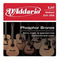 D'Addario EJ17 Acoustic Guitar String Set Spokane sale Hoffman Music 019954121150