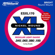 D'Addario EXL170 Bass Guitar String Set Spokane sale Hoffman Music 019954151232