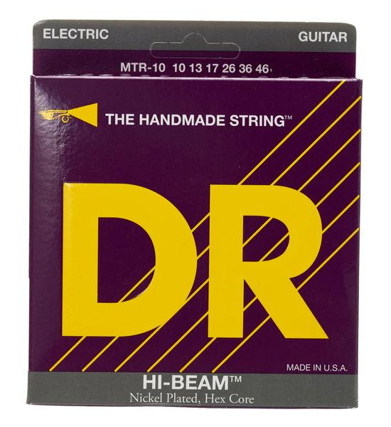 DRSTRINGS MTR-10 Electric Guitar String Set Spokane sale Hoffman Music 600781000635