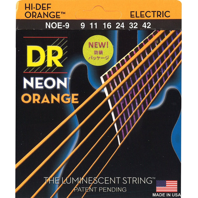 DRSTRINGS NYE 9/46 Electric Guitar String Set Spokane sale Hoffman Music 600781003858