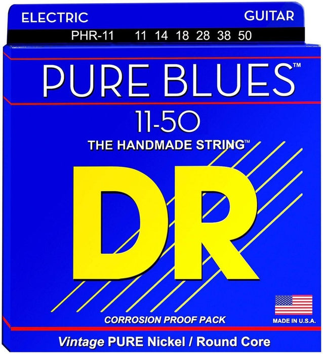 DRSTRINGS PHR11 Electric Guitar String Set Spokane sale Hoffman Music 600781000659