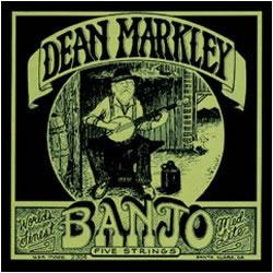 Dean Markley 2302 Banjo String Set Spokane sale Hoffman Music 756004230218