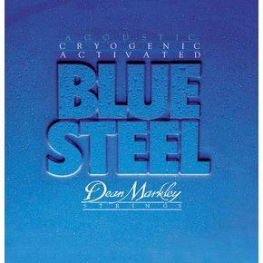Dean Markley Blue Steel 2034 Acoustic Guitar String Set Spokane sale Hoffman Music 756004203403