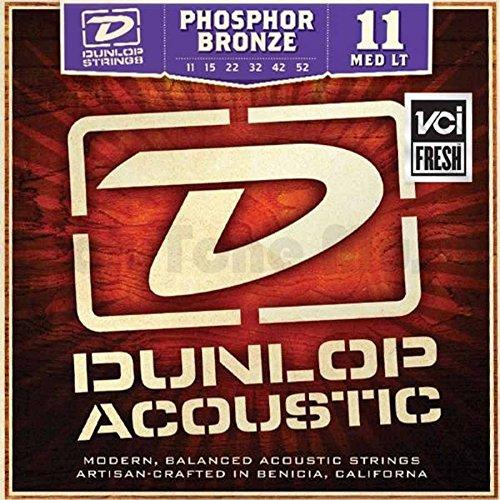 Dunlop DAP1152 AG-PHB Acoustic Guitar String Set Spokane sale Hoffman Music 710137030749