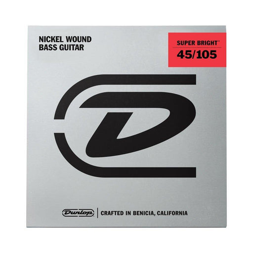Dunlop DBSBS45105 Bass Guitar String Set Spokane sale Hoffman Music 710137075870