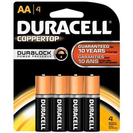 Duracell MN1500B4 AA Battery Spokane sale Hoffman Music 041333415017