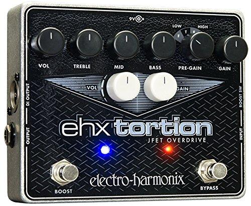 Electro-Harmonix EHX Tortion Guitar Effect Pedal Spokane sale Hoffman Music 5229565