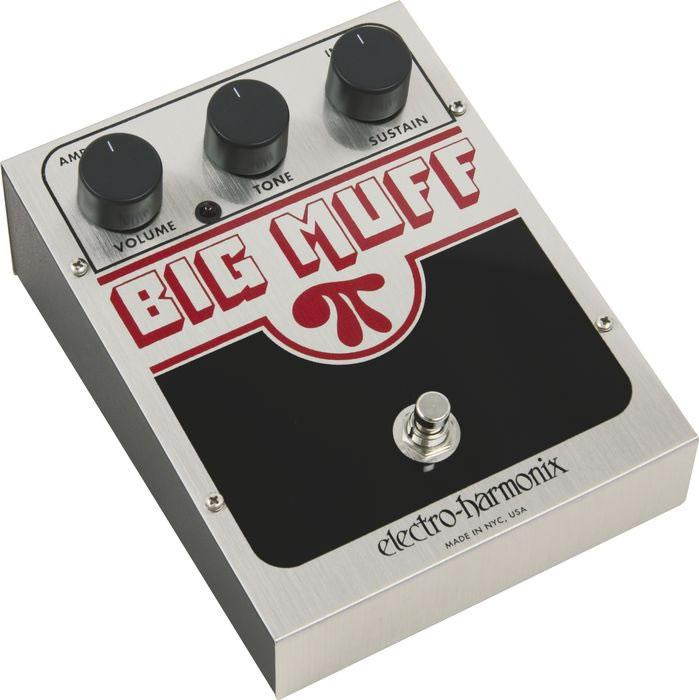 Electro-Harmonix LITTLE BIG MUFF PI Guitar Effect Pedal Spokane sale Hoffman Music 683274010496