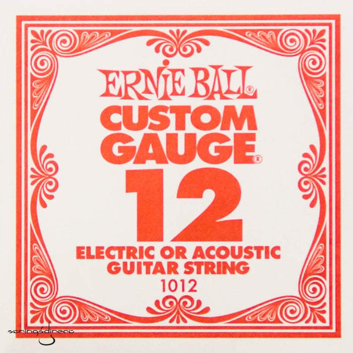 Ernie Ball 1012 Electric Guitar Single String Spokane sale Hoffman Music 749699110125