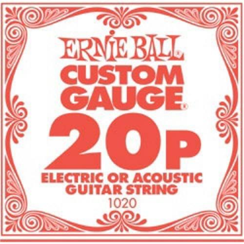 Ernie Ball 1020 Electric Guitar Single String Spokane sale Hoffman Music 749699110200