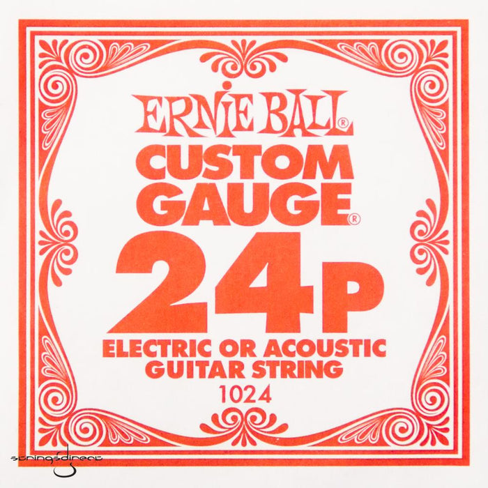 Ernie Ball 1024 Electric Guitar Single String Spokane sale Hoffman Music 749699110248