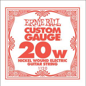 Ernie Ball 1120 Electric Guitar Single String Spokane sale Hoffman Music 749699111207