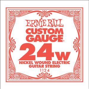 Ernie Ball 1124 Electric Guitar Single String Spokane sale Hoffman Music 749699111245