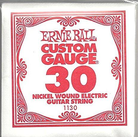Ernie Ball 1130 Electric Guitar Single String Spokane sale Hoffman Music 749699111306