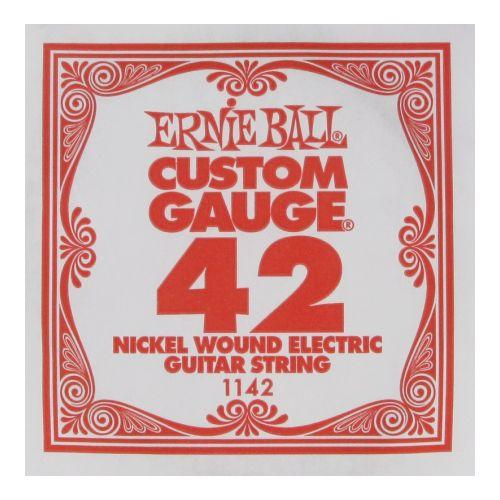 Ernie Ball 1142 Electric Guitar Single String Spokane sale Hoffman Music 749699111429