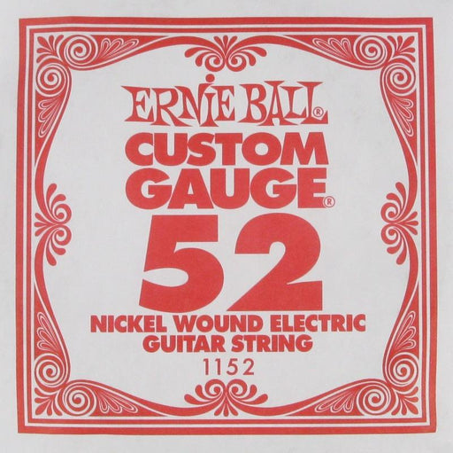 Ernie Ball 1152 Electric Guitar Single String Spokane sale Hoffman Music 749699111528