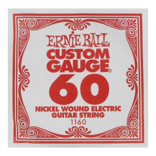 Ernie Ball 1160 Electric Guitar Single String Spokane sale Hoffman Music 749699111603