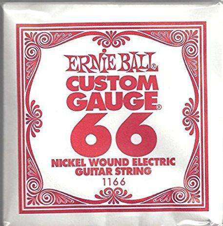Ernie Ball 1166 Electric Guitar Single String Spokane sale Hoffman Music 749699111665