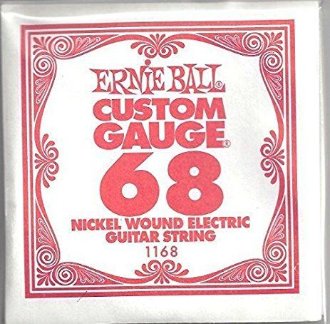 Ernie Ball 1168 Electric Guitar Single String Spokane sale Hoffman Music 749699111689