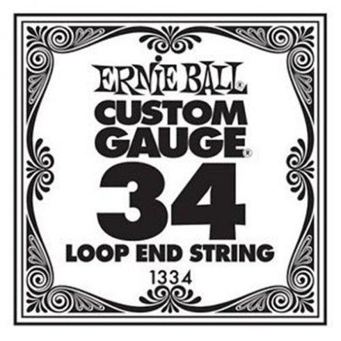 Ernie Ball 1334 Banjo Single String Spokane sale Hoffman Music 749699113348