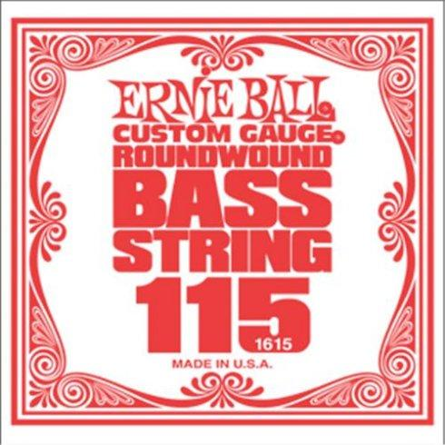 Ernie Ball 1615 Electric Bass Guitar Single String Spokane sale Hoffman Music 749699116151
