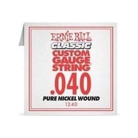 Ernie Ball 1640 Electric Bass Guitar Single String Spokane sale Hoffman Music 749699116400
