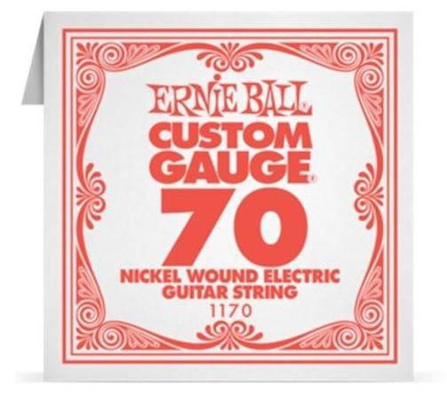 Ernie Ball 1670 Electric Bass Guitar Single String Spokane sale Hoffman Music 749699116707