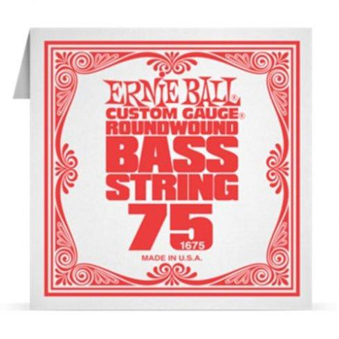 Ernie Ball 1675 Electric Bass Guitar Single String Spokane sale Hoffman Music 749699116752