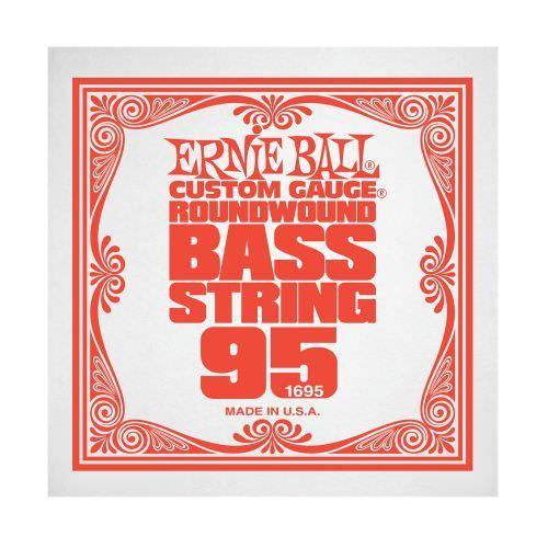 Ernie Ball 1695 Electric Bass Guitar Single String Spokane sale Hoffman Music 749699116950