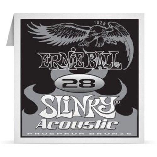 Ernie Ball 1828 Acoustic Guitar Single String Spokane sale Hoffman Music 749699118282
