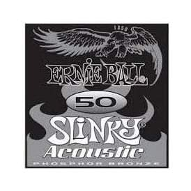 Ernie Ball 1850 Acoustic Guitar Single String Spokane sale Hoffman Music 749699118503