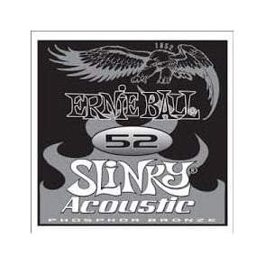 Ernie Ball 1852 Acoustic Guitar Single String Spokane sale Hoffman Music 749699118527