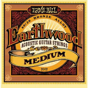 Ernie Ball 2002 Acoustic Guitar String Set Spokane sale Hoffman Music 749699120025