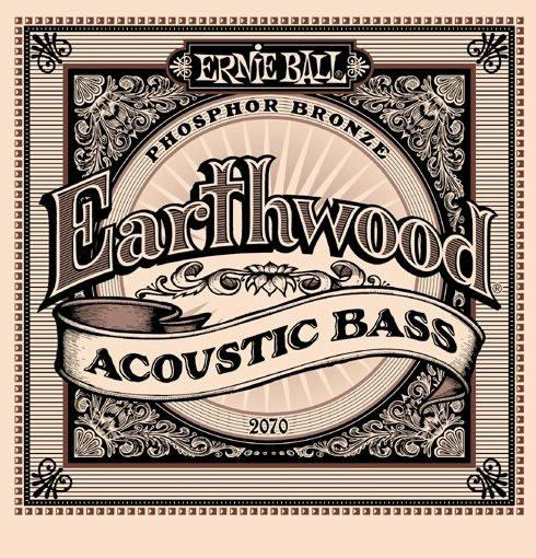 Ernie Ball 2070 Acoustic Bass Guitar String Set Spokane sale Hoffman Music 749699120704