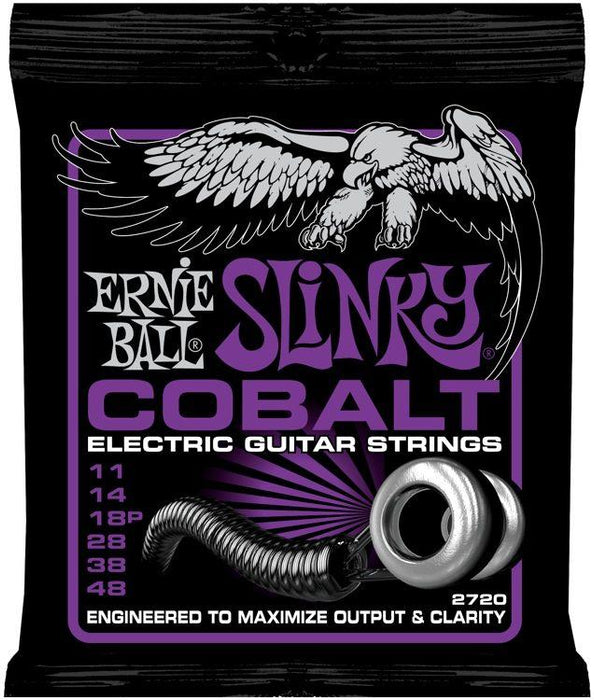 Ernie Ball 2720 Electric Guitar String Set Spokane sale Hoffman Music 749699127208