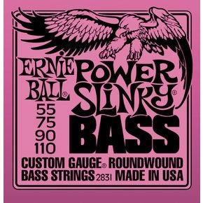 Ernie Ball 2831 Bass Guitar String Set Spokane sale Hoffman Music 749699128311