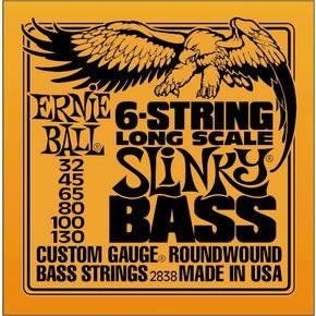 Ernie Ball 2838 Bass Guitar String Set Spokane sale Hoffman Music 749699128380