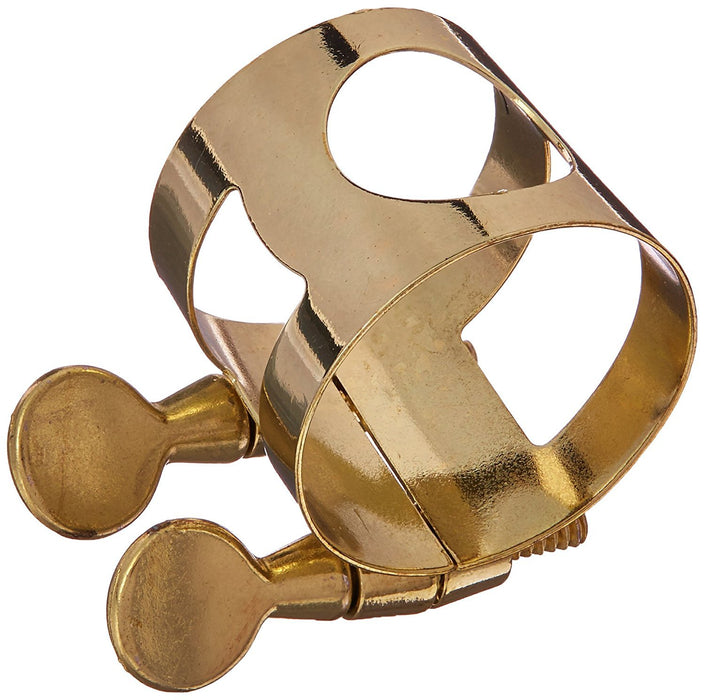 KMC Music Supply 331-3G Soprano Saxophone Ligature Spokane sale Hoffman Music 678221110022