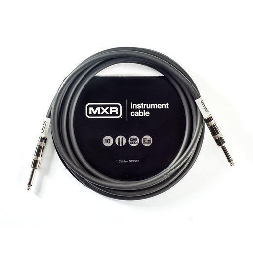 MXR DCIS10 Instrument Cable Spokane sale Hoffman Music 710137091221