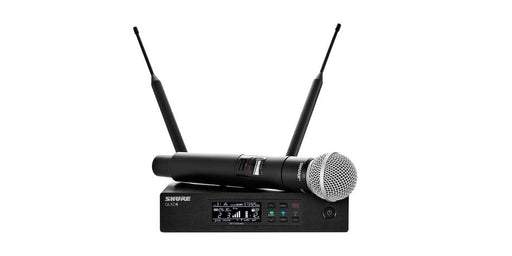 Shure QLXD24/SM58-G50 Wireless Microphone System Spokane sale Hoffman Music 52922458