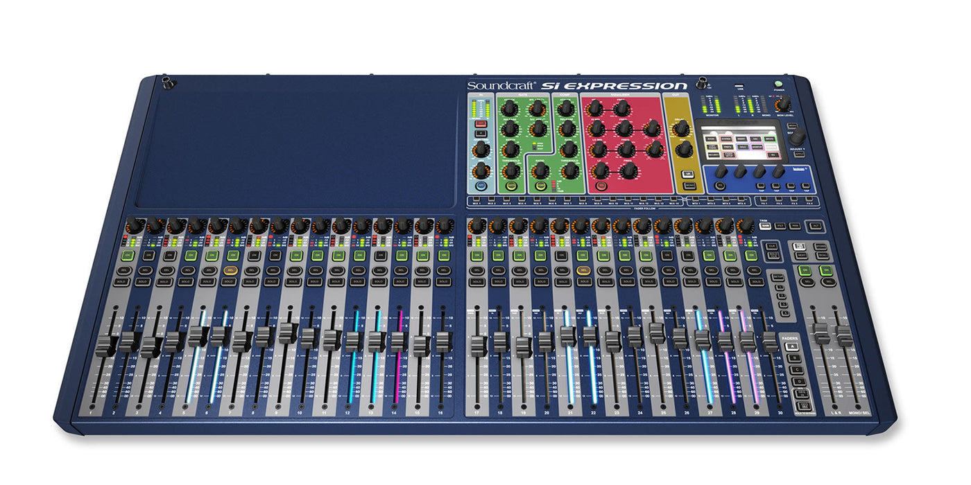 Soundcraft Si Expression 3 Digital Mixer Spokane sale Hoffman Music 512SiExp3