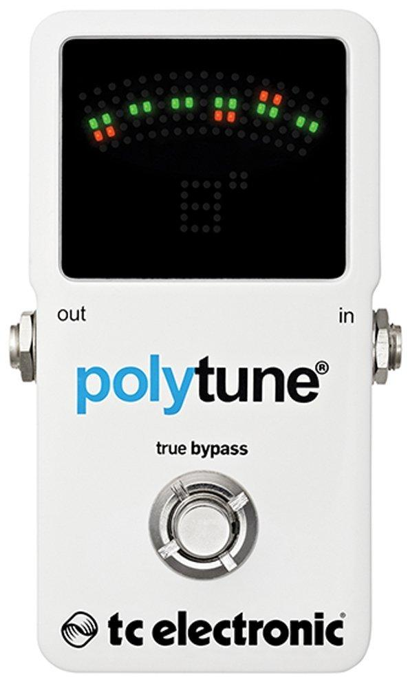 TC Electronics PolyTune 2 Guitar Effect Pedal Spokane sale Hoffman Music 5706622011671
