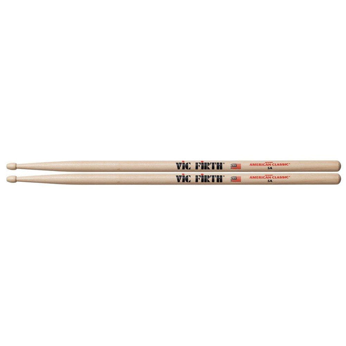 Vic Firth 5A Drum Sticks (Pair) Spokane sale Hoffman Music 750795000203